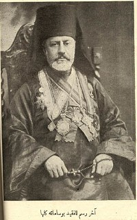 shortly before his repose in 1915